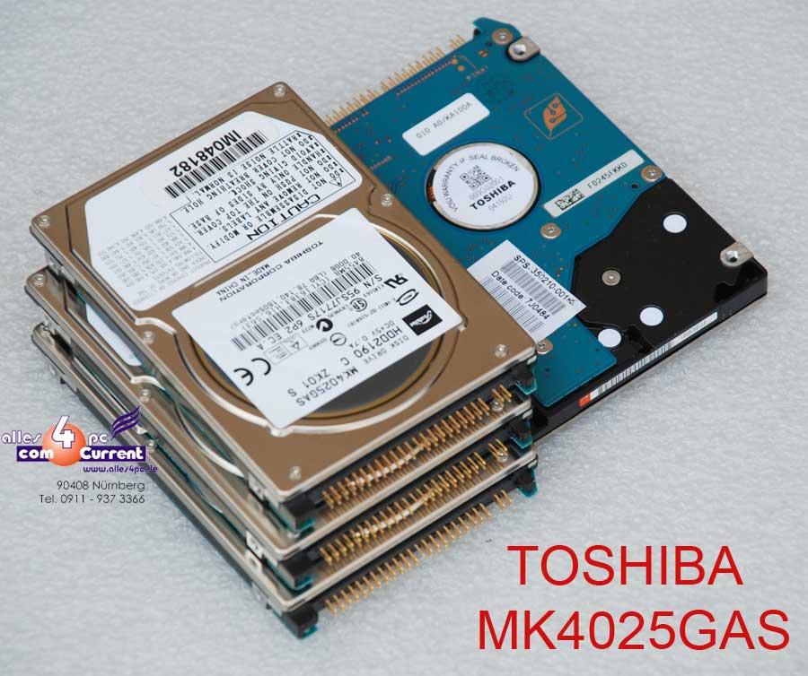 Toshiba hdd2190