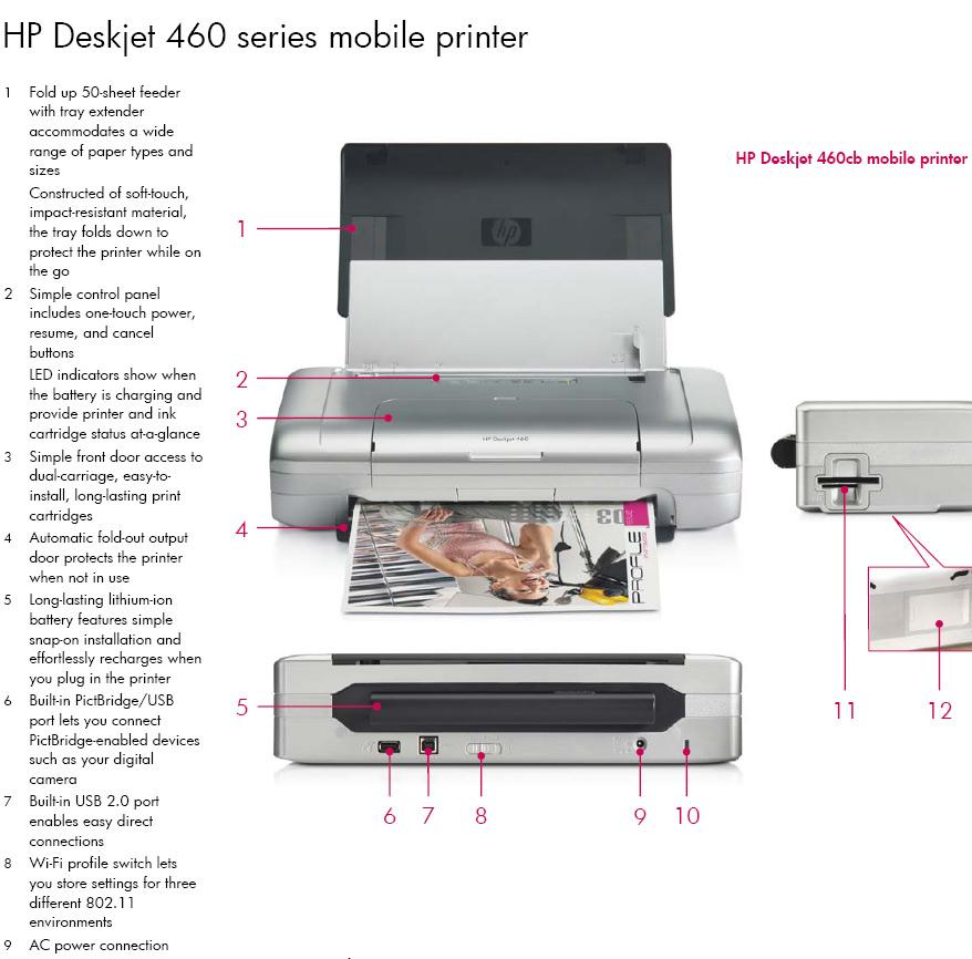 Скачать драйвера для HP Deskjet 3050a