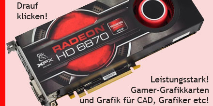 Gamer Grafikkarte www.alles4pc.de