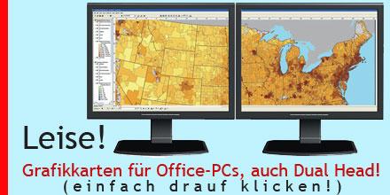 Dual Head Grafikkarte bei www.alles4pc.de