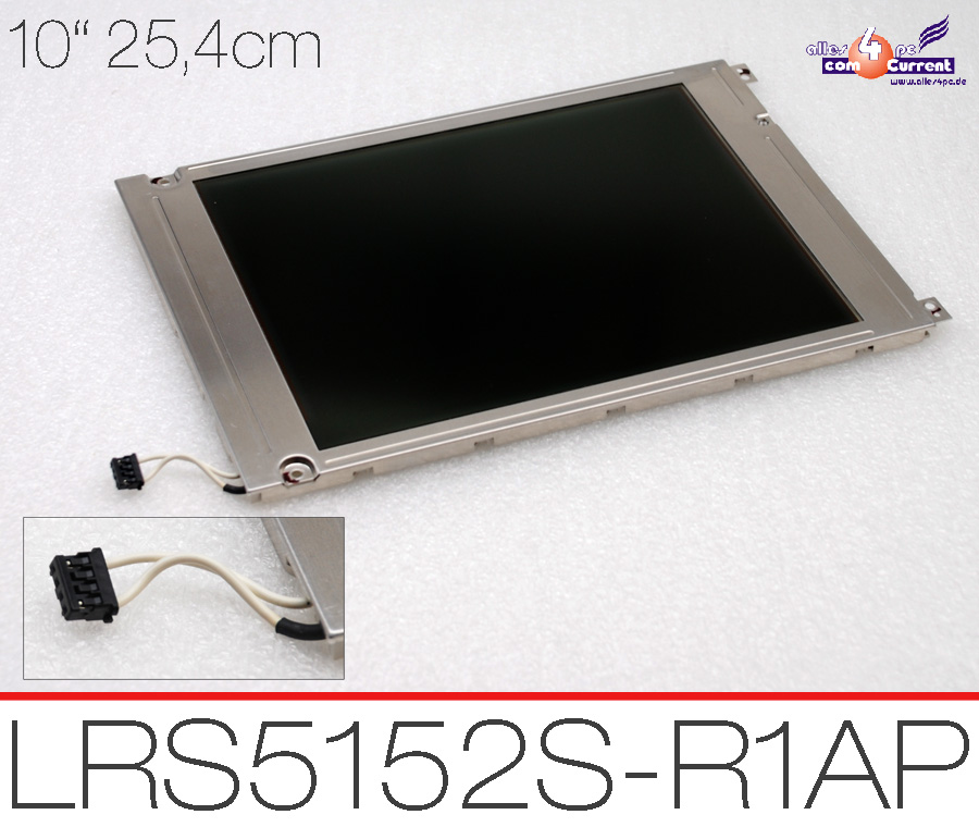 lrs5152s r1ap 10 25 4cm 640x480 lcd panel screen f r industrial mashine grade a ebay. Black Bedroom Furniture Sets. Home Design Ideas