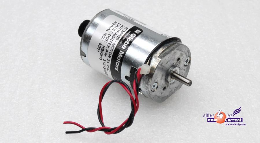 24 Vdc Volt Globe Motors Electric 403a609 Tack Double