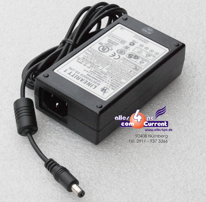48v 48 v volt power supply linearity lad6019axh ac adapter. Black Bedroom Furniture Sets. Home Design Ideas