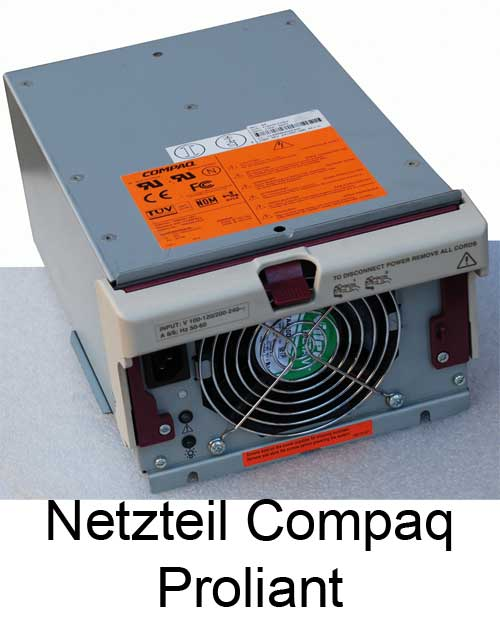 SERVER-NETZTEIL-PSU-POWER-SUPPLY-HP-COMPAQ-PROLIANT-PS4060-298581-001-169286-002