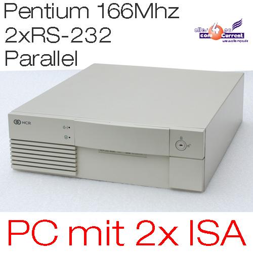 PC-FUR-DOS-WINDOWS-95-98-PENTIUM-166-64MB-2x-ISA-FUR-LANGE-KARTEN-2x-RS-232