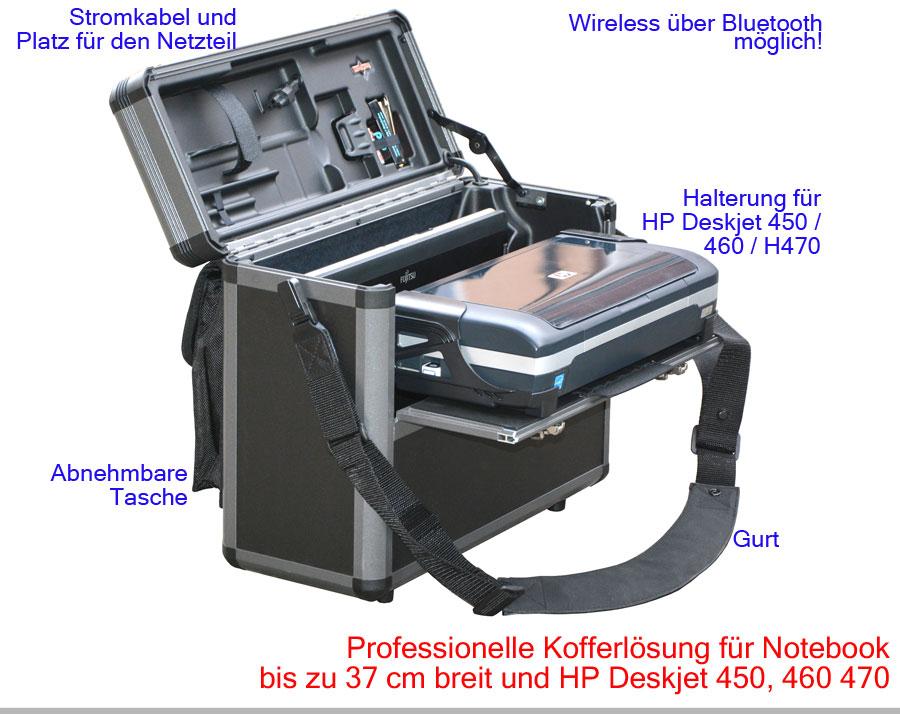 drucker koffer