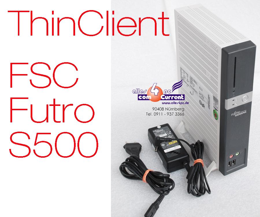 FSC-FUJITSU-SIEMENS-THINCLIENT-FUTRO-S500-NETZTEIL-FUSS-TCS-D2703-SBKFUTS500-001
