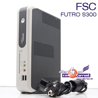 THIN-CLIENT-FUJITSU-SIEMENS-FSC-FUTRO-S300-128MB-TR5670C-800Mhz-RS-232-4xUSB-LPT