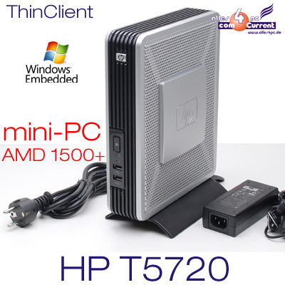 THINCLIENT-MINI-PC-COMPUTER-HP-TC5720-CPU-AMD-1500-WINDOWS-XP-EMB-RS232-RS-232