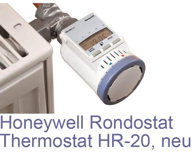 thermostat honeywell rondostat hr 20 heizk rperregler hr. Black Bedroom Furniture Sets. Home Design Ideas