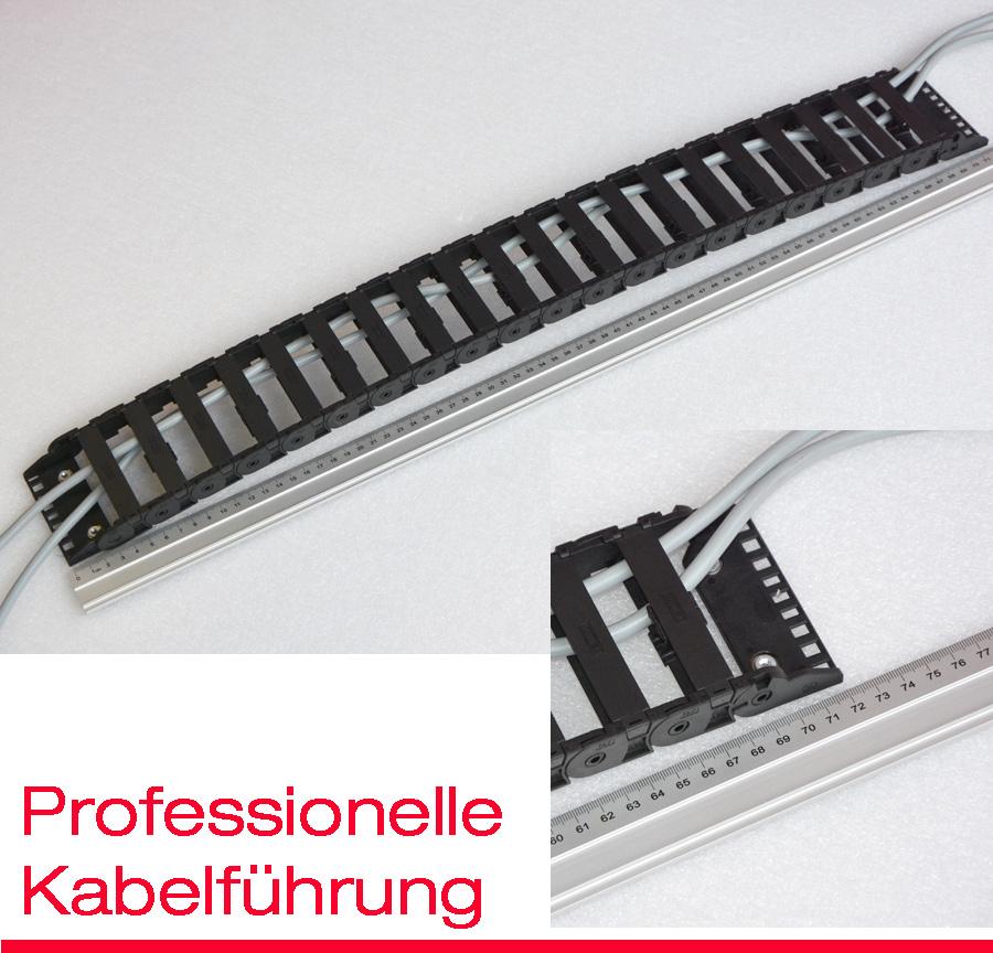 server kabelf hrung 20x80mm flexibler kabelkanal. Black Bedroom Furniture Sets. Home Design Ideas