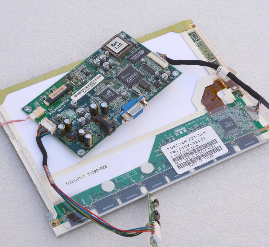 Invertor Emi-4.3oz for Torisan Tm121sv-67.6oz01 TFT Display Simatic Hurco 21