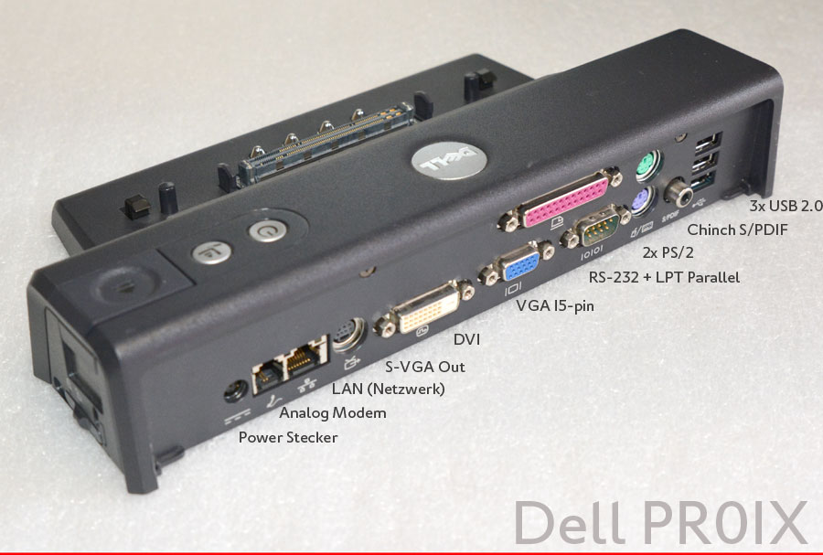 Dell Latitude D410 Dock Bay/D-Bay FX2 Download Driver