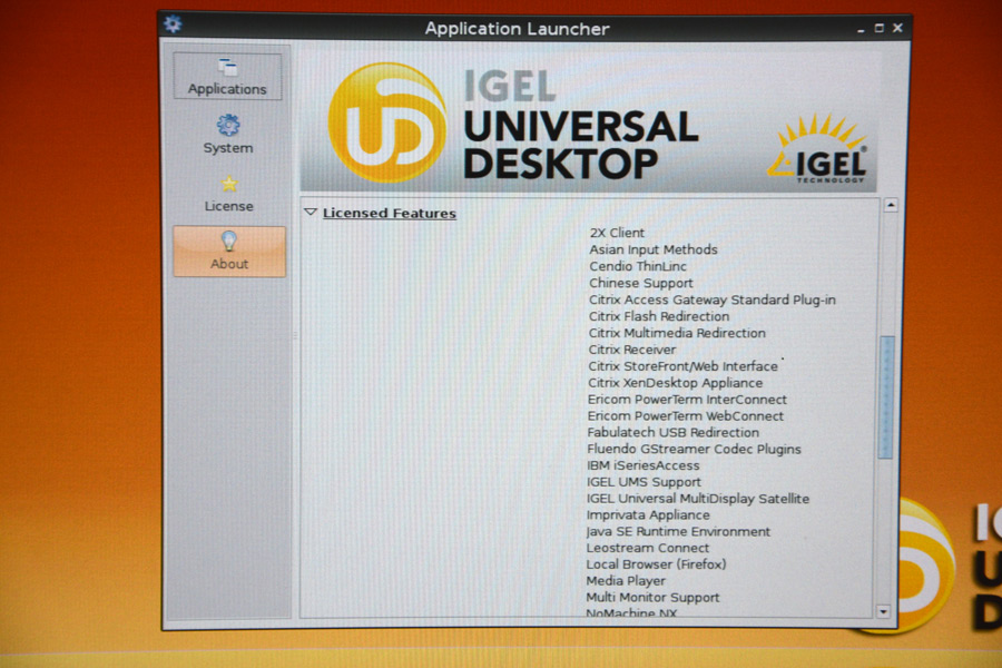 Details about Thin Client Igel UD3-730LX M310C with - Linux Software +  Power Supply Oi _1