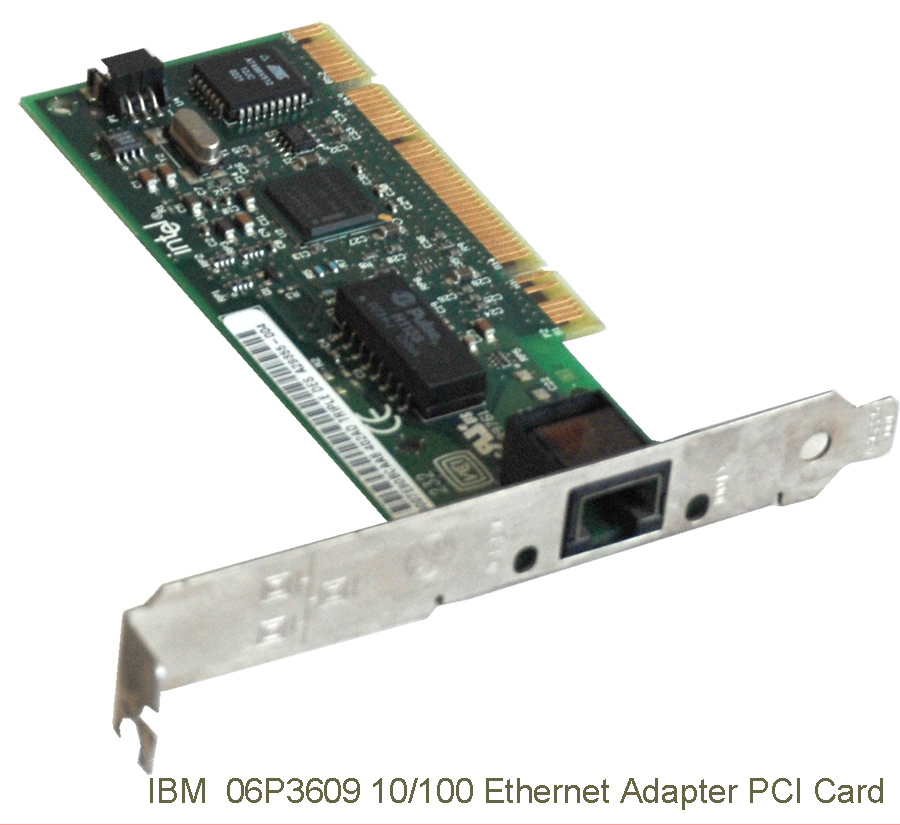NEW--Intel PWLA8390MT 82540EM Chipset Gigabit 10//100//1000 PCI Lan Adapter